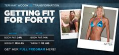 body transformation:  distance running to weight lifting