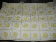 Beautiful Baby Blanket to fit a Cot it is Quilted for extra warmth Cot, Beautiful Babies, Knits, Blanket, Rugs, Knitting, Baby, Home Decor, Crib Bedding