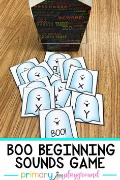 Boo-Beginning-Sounds-Game