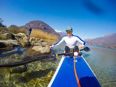 Surfski Lago di Mergozzo
