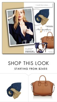 """""""The Sun is out- My Signature Scarf"""" by mysignaturescarf ❤ liked on Polyvore featuring Givenchy, Kate Spade, StreetStyle, scarf, accessories, PolyPower and mysignaturescarf"""