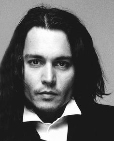 Johnny Depp the gorgeous
