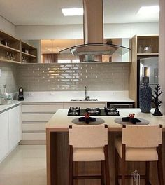 Kitchen Layout Design Planning: Important Measurements You Need to Know Home Decor Kitchen, Kitchen Interior, Interior Design Living Room, Home Kitchens, Kitchen Dining, Interior Decorating, Dinner Room, Open Plan Kitchen, Kitchen Remodel