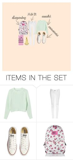 """pastel"" by elisegroth on Polyvore featuring art"