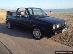 Used 1989 Volkswagen Golf GTI Mk1, Mk2 CABRIO GTI for sale in Cheshire | Pistonheads