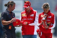 Sebastian Vettel   2015 Chinese Grand Prix