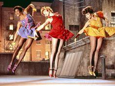 Sweet Charity, Paula Kelly, Shirley MacLaine, Chita Rivera, 1969