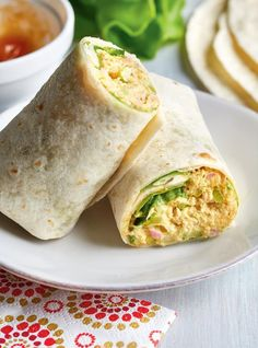 Brunch Sandwiches Croque Monsieur 15 New Ideas Tuna Wrap, Ricardo Recipe, Salad Wraps, Sweet Pickles, Vegan Burgers, Pan Bagnat, Tuna Salad, Cold Meals, Quick Recipes