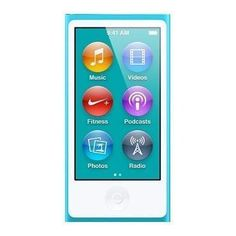 Apple #Ipod Nano 16GB - Azul | Reproductor MP3/MP4 | Todo para el PC