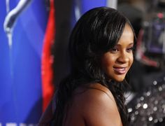 Brown daughter of the late singer Houston poses at premiere of Sparkle in Hollywood - REUTERS/Fred Prouser