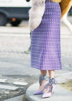 The £2 Styling Tweak We're Stealing From Fashion's New Favourite Shoes via @WhoWhatWearUK