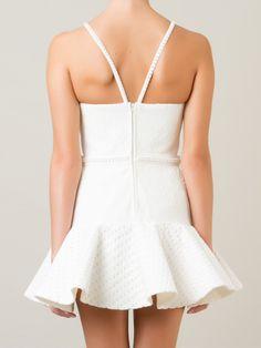 Martha Medeiros Vestido Com Renda - - Farfetch.com