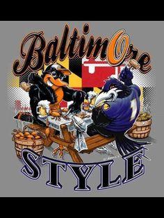The Birds  of Baltimore..................