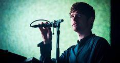 Watch James Blake's Hypnotic 'If the Car Beside You Moves Ahead' Video #headphones #music #headphones