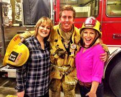 Firemen need Christmas love too!