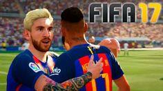 Games/PlayStatyon/Movie/News: FIFA 17  - gameplay