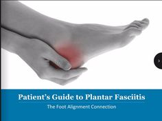 Let's talk about misaligned feet! Check out our FREE e-book below.   hyprocure.com/wp-content/custom/PatientGuidePlantarFasciitis