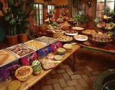 .buffet ideas