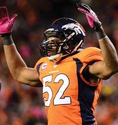 Broncos' three offseason needs: middle linebacker, corner, safety