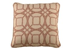 Caslynne Cayenne Pillow  View this pillow, along with countless others: jarons.com  #pillow #livingroom #bedroom #homedecor #interiordesign #furniture #accents #home