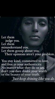 Peoples opinion about you are not your problem. And never doubt your self worth and your truth. Stay beautiful Kings and Queens. Great Quotes, Quotes To Live By, Me Quotes, Motivational Quotes, Inspirational Quotes, Cousin Quotes, Daughter Quotes, Father Daughter, Family Quotes