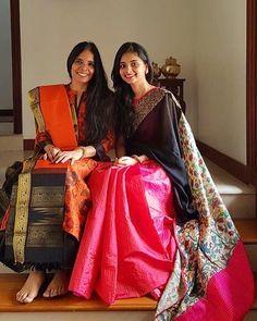 63 ideas wedding dresses classic elegant magazines for 2019 South Indian Sarees, Ethnic Sarees, Kerala Saree Blouse Designs, Organza Saree, Soft Silk Sarees, Elegant Saree, Classic Wedding Dress, Saree Wedding, Wedding Dresses
