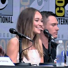 """kara-zorel: """"""""Alycia when 7,000 people sang happy birthday to her during the panel """" """""""