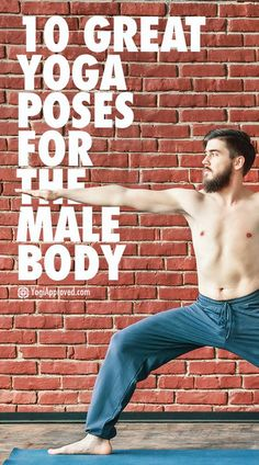 10 Great Yoga Poses for the Male Body http://www.erodethefat.com/blog/yoga-burn/