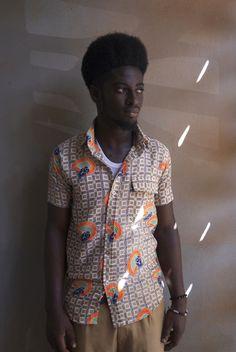 """Ed Suter: """"Sharp Sharp"""" Ghana"""