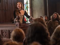 Outlander Recap: Claire's Tough Choice in Devil's Mark (Season 1 ...