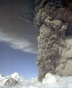 Explosive volcano cloud pictures - Page 1
