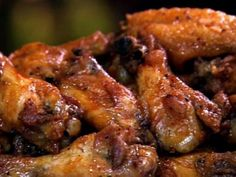 Pat's Famous Hot Wings Recipe : Patrick and Gina Neely : Food Network