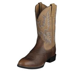 Ariat Men's Heritage Stockman Western Cowboy Boot => Don't get left behind, see this great boots : Men's boots