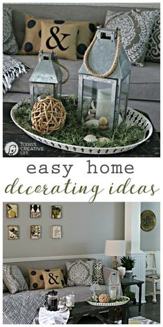 815 best Doable Dream Home images on Pinterest in 2018 | Diy ideas ...