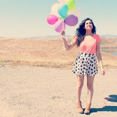 balloons:) #bethanymota