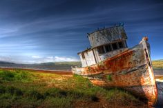 """500px / Photo """"Abandoned Traveler """" by Inness Cheng"""