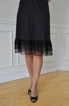 I have a couple of dresses that are a wee bit too short. Do we like these slip extenders?