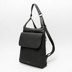 Free delivery at MISAKO Stores and Returns 30 days. Ethnic Patterns, Leather Backpack, Backpacks, Bags, Accessories, Shopping, Black Backpack, Zippers, Black People