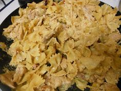 Pinterest in the Kitchen: Spicy Romano Chicken Pasta with Artichoke Hearts and Sun Dried Tomatoes