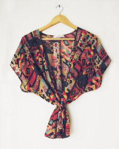 Lanai Bed Jacket by brownbelly on Etsy