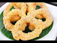 Thai TraditionalStyle Donut (Kanom Wong) - FoodTravel.tv Recipe