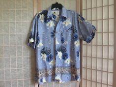 Vintage Hawaiian Print Man's Shirt Size M Vintage Wool, Vintage Quilts, Vintage Black, Little Girl Dress Patterns, Little Girl Dresses, Vintage Party Dresses, Vintage Outfits, Quilted Bedspreads, Vintage Hawaiian