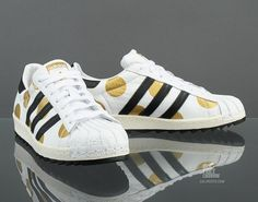 "promo code 64284 a841e Jeremy Scott x adidas Originals JS Superstar ""Ripple"""