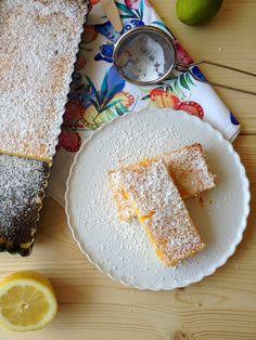 basta cheio: Lemon Bars