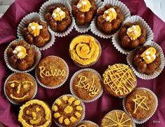Briose cu banane, super pufoase, Rețetă Petitchef Muffins, Food And Drink, Cupcakes, Snacks, Breakfast, Sweet, Desserts, Brownies, Sweets