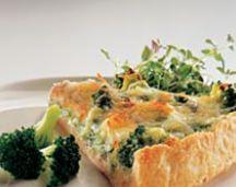 Broccoli schotel met gehakt - Vol Smaak