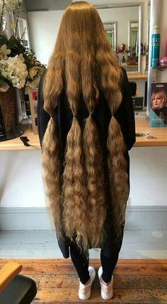 Prepared for harvesting Long Hair Ponytail, Ponytail Hairstyles, Beautiful Long Hair, Long Hair Styles, Long Hair Hairdos, Long Haircuts, Long Hair Cuts, Long Hairstyles, Long Hairstyle