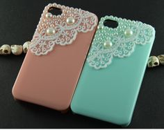 lace iphone covers