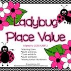 This is a fun pack to keep your students engaged with place value. This packet aligns to CCSS NBT.1 standards for kindergarten. It works with numbe...