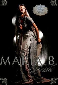 Latest Bridal Dresses Collection By Maria B3
